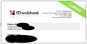 Dedy Akas 4 Panduan Cara Konfirmasi Pembayaran Domain Baru di IDwebhost