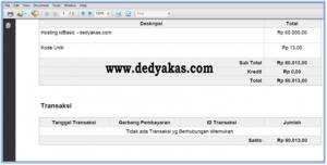 Dedy Akas 18 Panduan Cara Daftar Hosting Baru di IDwebhost