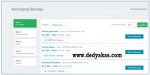 Dedy Akas 7 Panduan Cara Daftar Hosting Baru di IDwebhost