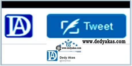Dedy Akas Website Cara Daftar di Twitter