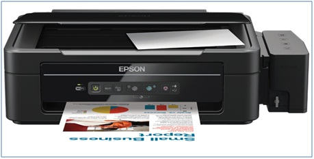 Dedy Akas Website Printer Epson L355