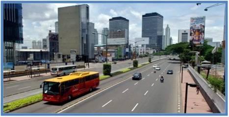 Jakarta Sang Megapolitan Kota Idaman - Dedy Akas Website