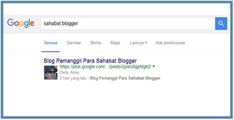 Mencari Sahabat Blogger Yang Sudah Mulai Jarang Di Kunjungi - Dedy Akas Website
