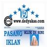 Pasang Iklan Di Dedy Akas Website