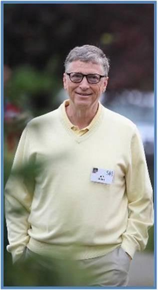 5 Daftar Orang Terkaya di Dunia Tahun 2016 - Bill Gates - Dedy Akas Website