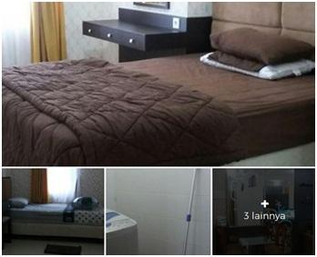 Apartemen Disewa di Jakarta Pusat - Thamrin Residence