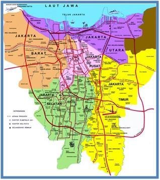 Nama Alamat Telepon Sekolah Di Provinsi DKI Jakarta - Dedy Akas Website