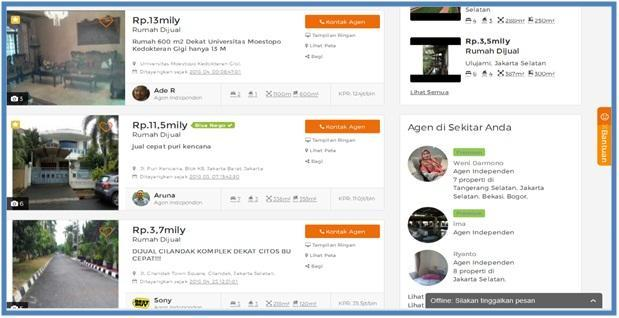 Rumah Dijual Di Jakarta Selatan - Dedy Akas Website - Informasi 2