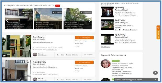 Rumah Dijual Di Jakarta Selatan - Dedy Akas Website - Informasi 4