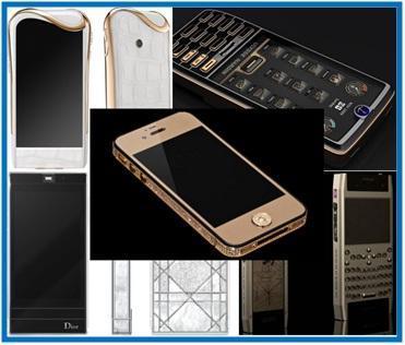 5 Handphone Termahal di Dunia - Dedy Akas Website