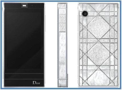 5 Handphone Termahal di Dunia - Dior Reverie - Dedy Akas Website
