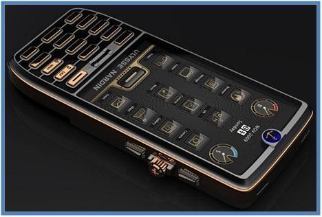 5 Handphone Termahal di Dunia - Ulysse Nardin Chairman - Dedy Akas Website