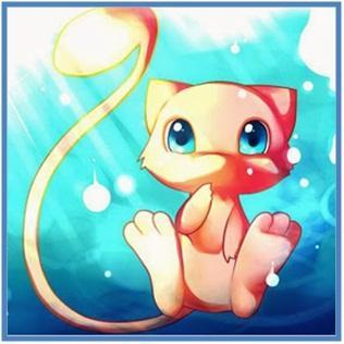 5 Nama Pokemon Terkuat - Mew - Dedy Akas Website