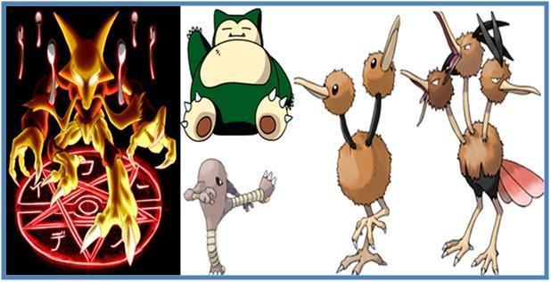 5 Nama Pokemon dan Artinya Part III - Dedy Akas Website