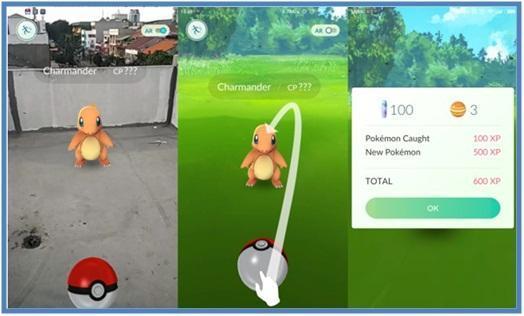 Cara Install dan Memulai Main Pokemon Go - Lempar Tangkap - Dedy Akas Website