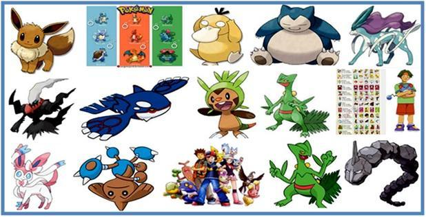 Daftar Nama Nama Pokemon Part IV - Dedy Akas Website