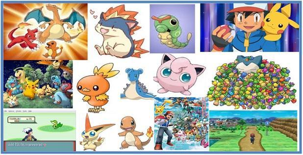 Daftar Nama Nama Pokemon Part VI - Dedy Akas Website