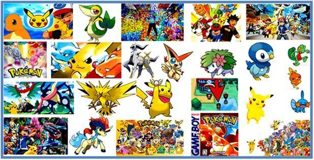 Daftar Nama Nama Pokemon Part VIII - Dedy Akas Website