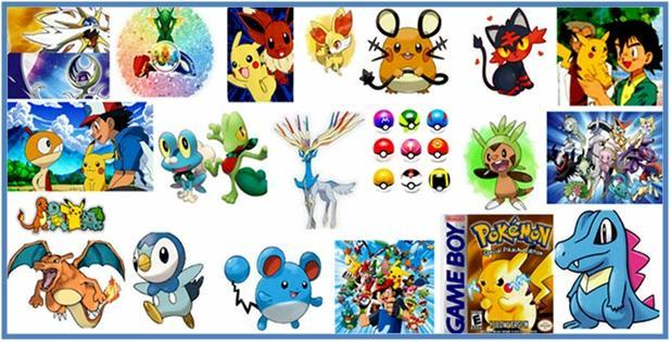 Daftar Nama Nama Pokemon Part X - Dedy Akas Website