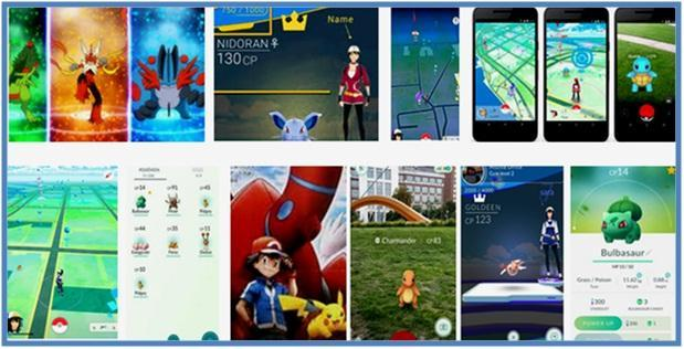 Level 5 Game Pokemon Go Gym - Dedy Akas Website