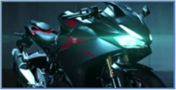 Harga, Spesifikasi dan Gambar Honda CBR250RR - Dedy Akas Website