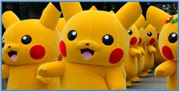 Penjelasan Tentang Game Pokemon Go - Dedy Akas Website