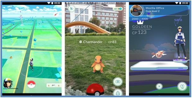 Penjelasan Tentang Game Pokemon Go - Game Real Time - Dedy Akas Website