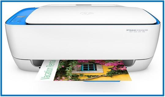 Printer HP DeskJet Ink Advantage 3635 All in One - Dedy Akas Website
