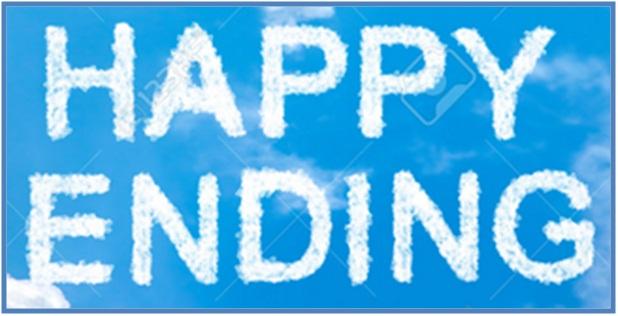 Happy Ending adalah sebuah usaha keras Anda yang tidak pernah takut akan kegagalan hingga akhirnya mencapai keberhasilan - Dedy Akas Website