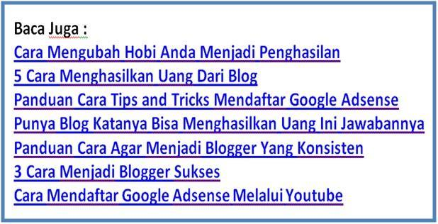 Cara Mendapatkan Uang Dari Google - Dedy Akas Website