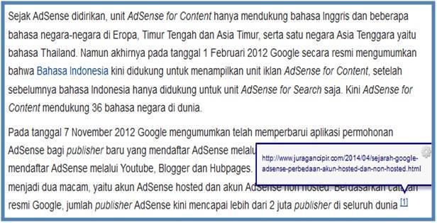 Jumlah Publisher AdSense Lebih Dari 2 Juta - Dedy Akas Website