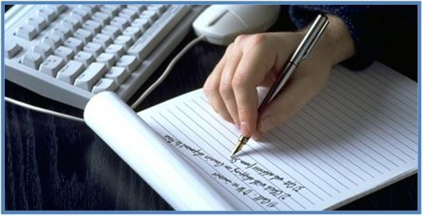 Panduan Agar Mudah Menulis Artikel - Dedy Akas Website