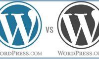 Perbedaan WordPress.com dan WordPress.org - Dedy Akas Website