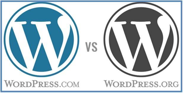 Perbedaan WordPress.com dan WordPress.org - Dedy Akas Website