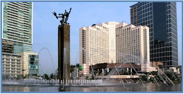 Selamat Datang di Kota DKI Jakarta