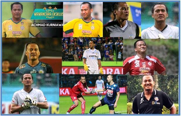 Pemain Sepakbola Achmad Kurniawan Telah Wafat