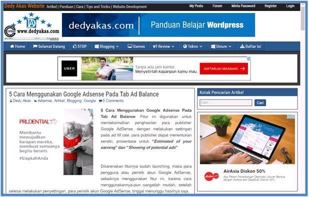 Keyword Google Ad Balance
