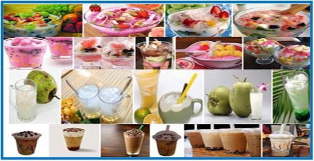 Inilah 5 Minuman Es Terlaris Saat Bulan Ramadhan
