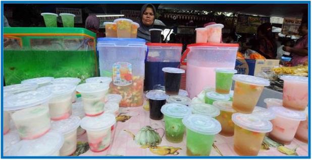 Penjual Minuman Raup Rezeki dan Keuntungan Berlipat - Dedy Akas Website