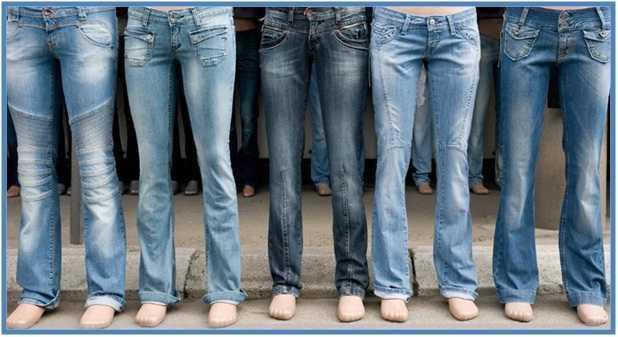 Bikin Jeans Belel