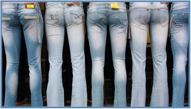 Cara Bikin Jeans Belel