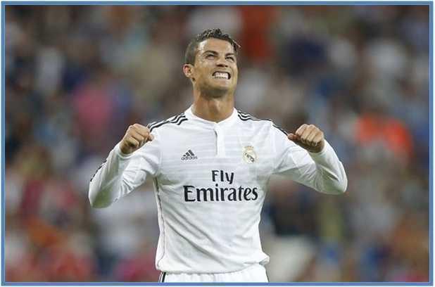 Cristiano Ronaldo Rp. 1,5 Triliun
