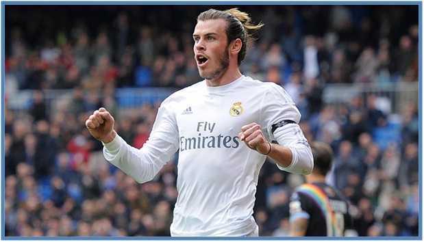 Gareth Bale Rp. 1,6 Triliun