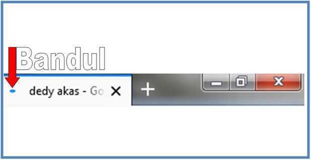 Ada Bandul di Firefox Quantum