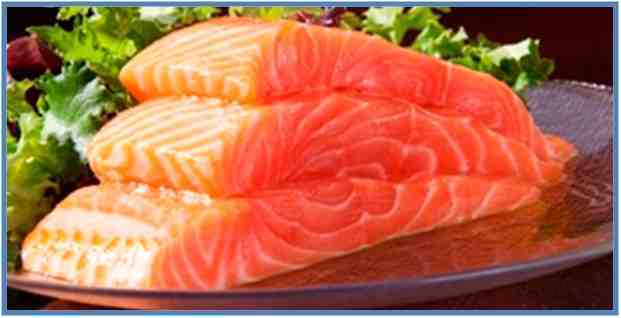 Kandungan asam lemak omega 3