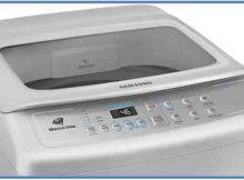 Mesin cuci dari Samsung tipe WA70H4000