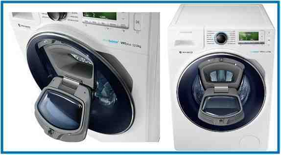 Mesin cuci dari Samsung tipe WW12K84120W