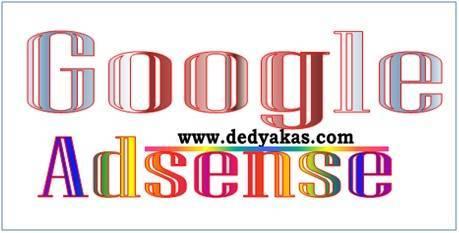 Dedy Akas Website Awal Kisah-Ku Dengan Google Adsense