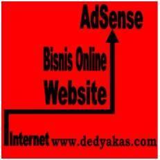 Dedy Akas Website - Kisah Perjalanan Menuju AdSense