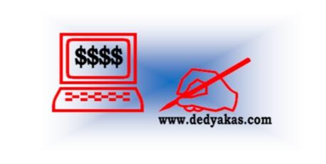 Dedy Akas Website Ngeblog Sebagai Mesin Pencari Recehan Dollar